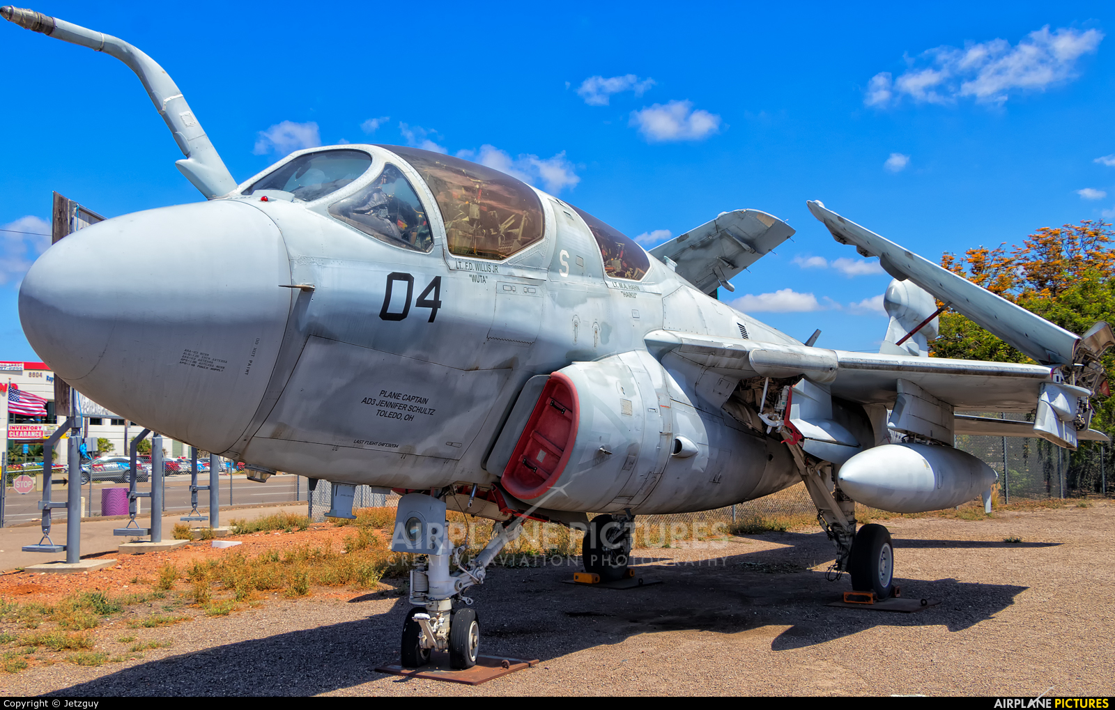 USA - Marine Corps 161882 aircraft at Miramar MCAS - Flying Leatherneck Aviation Museum