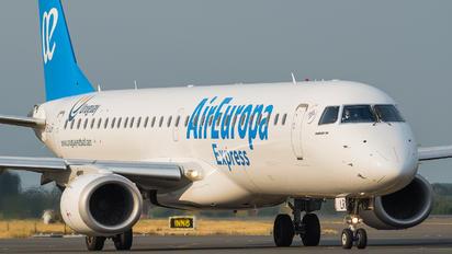 EC-LLR - Air Europa Express Embraer ERJ-195 (190-200)