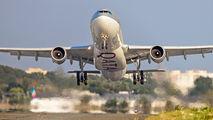 A7-AEC - Qatar Airways Airbus A330-300 aircraft