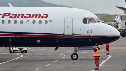HP-1764PST - Air Panama Fokker 100