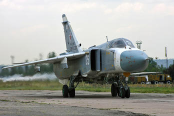 25 - Russia - Air Force Sukhoi Su-24M