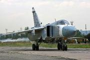 25 - Russia - Air Force Sukhoi Su-24M aircraft