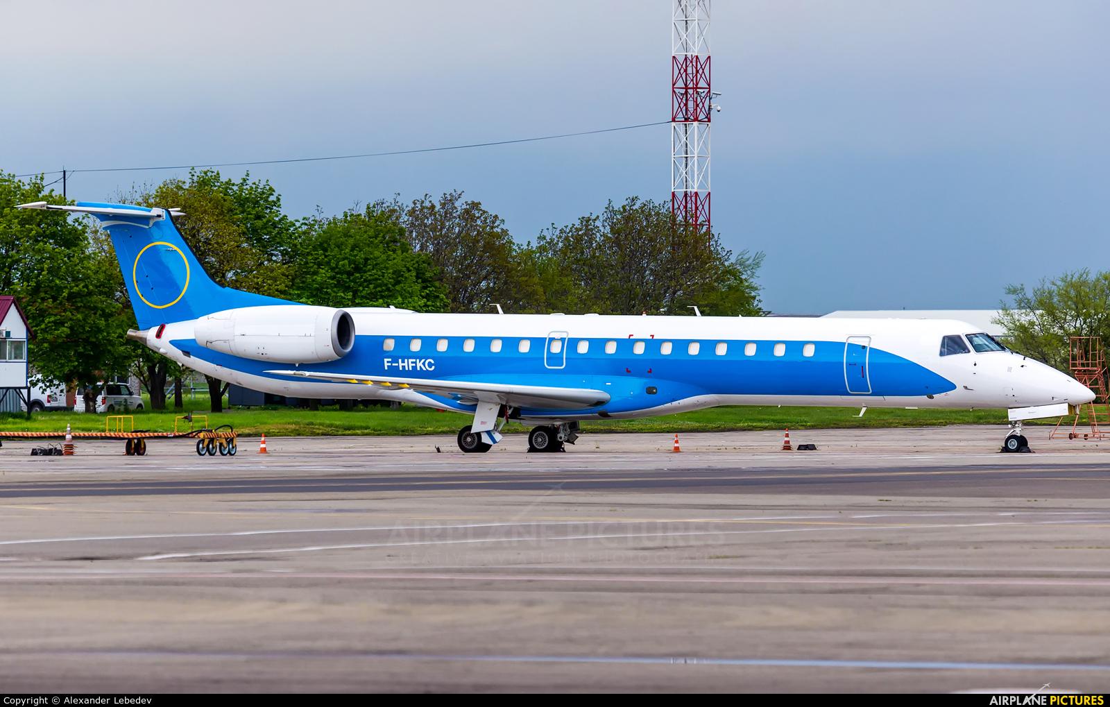 Enhance Aero Maintenance F-HFKC aircraft at Krasnodar