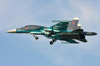 11 - Russia - Air Force Sukhoi Su-34