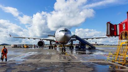 VP-BDE - Aeroflot Airbus A330-300