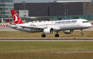 TC-LSA - Turkish Airlines Airbus A321 NEO aircraft