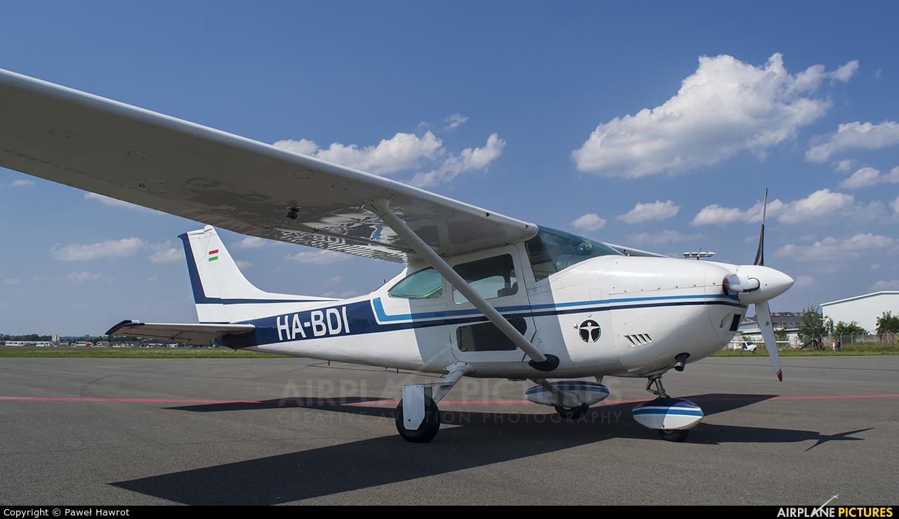 Private HA-BDI aircraft at Krosno