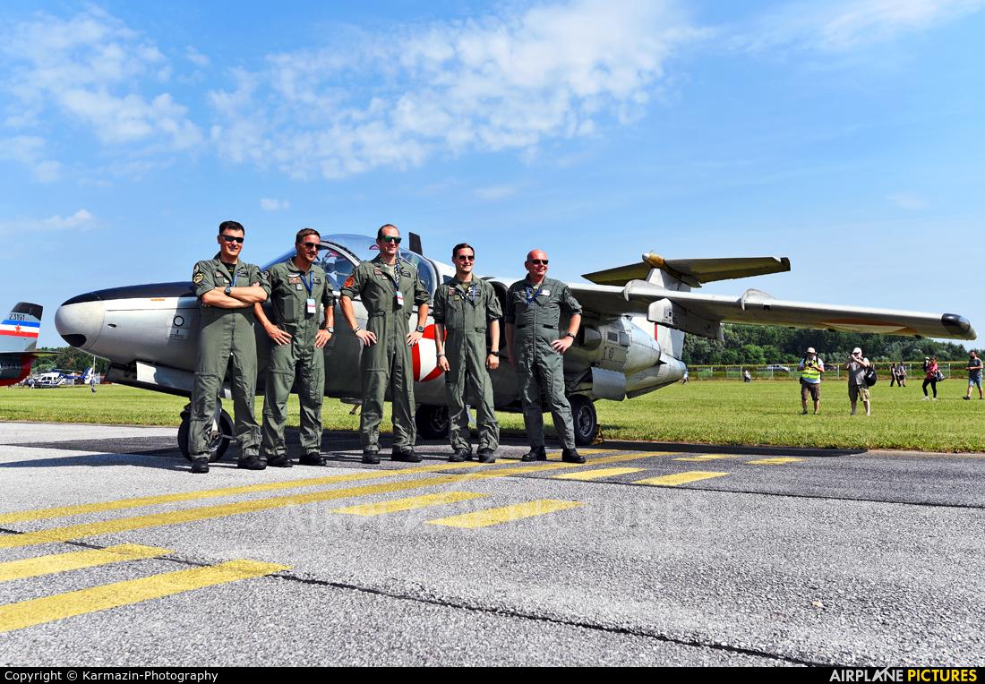 Austria - Air Force 1139 aircraft at Varazdin