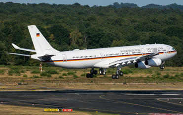 1602 - Germany - Air Force Airbus A340-300