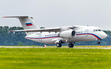 RA-61722 - Russia - Air Force Antonov An-148