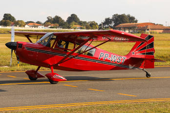 PP-WST - Private American Champion 8KCAB Super Decathlon