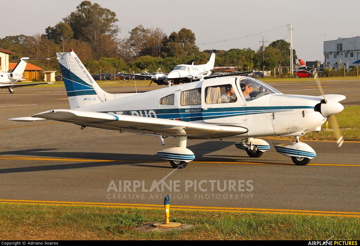 Aeroclube do Paraná PT-RHO aircraft at Curitiba - Bacacheri
