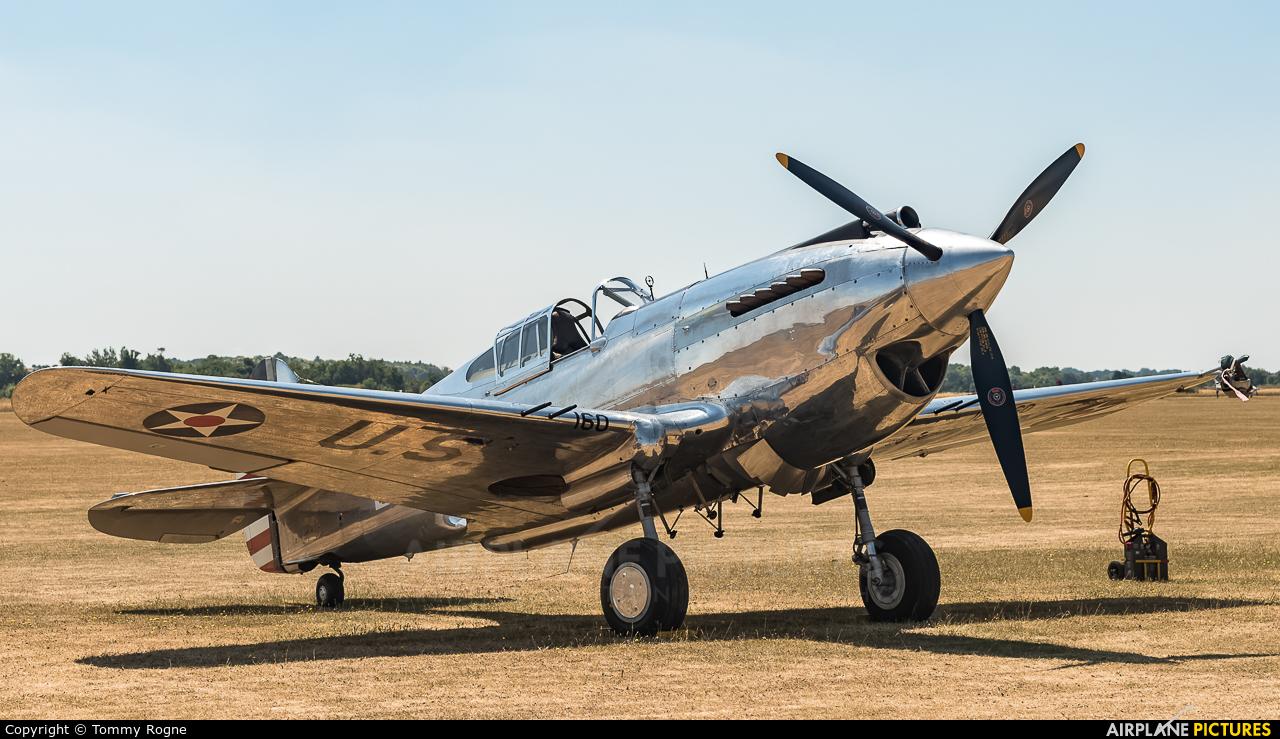 Private G-CIIO aircraft at Duxford
