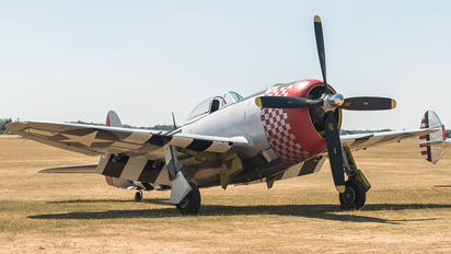 G-THUN - Patina Republic P-47D Thunderbolt