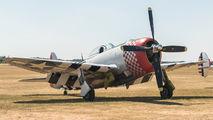 G-THUN - Patina Republic P-47D Thunderbolt aircraft