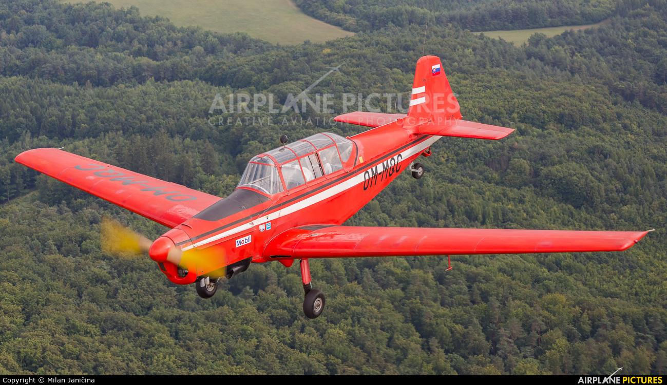 Aeroklub Trenčín OM-MQC aircraft at In Flight - Slovakia