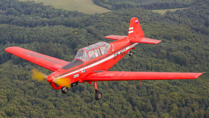 OM-MQC - Aeroklub Trenčín Zlín Aircraft Z-226 (all models)