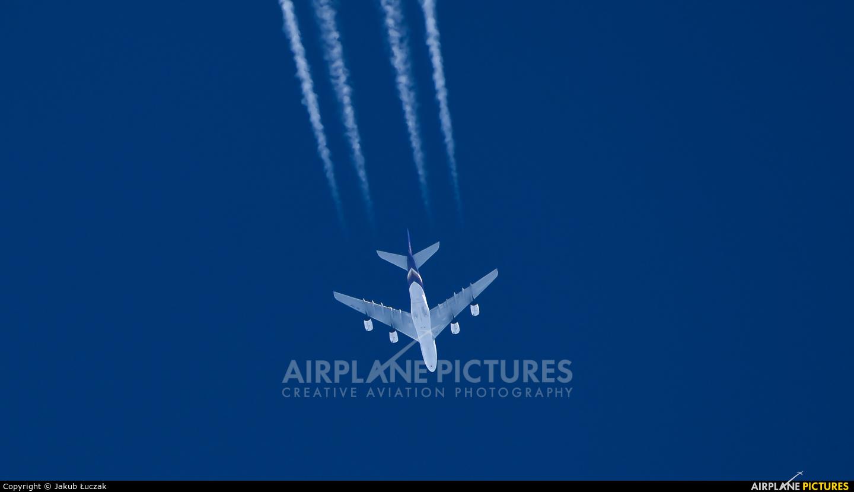 Thai Airways HS-TUD aircraft at In Flight - Poland