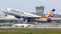 C-FJVE - SmartWings Boeing 737-800 aircraft