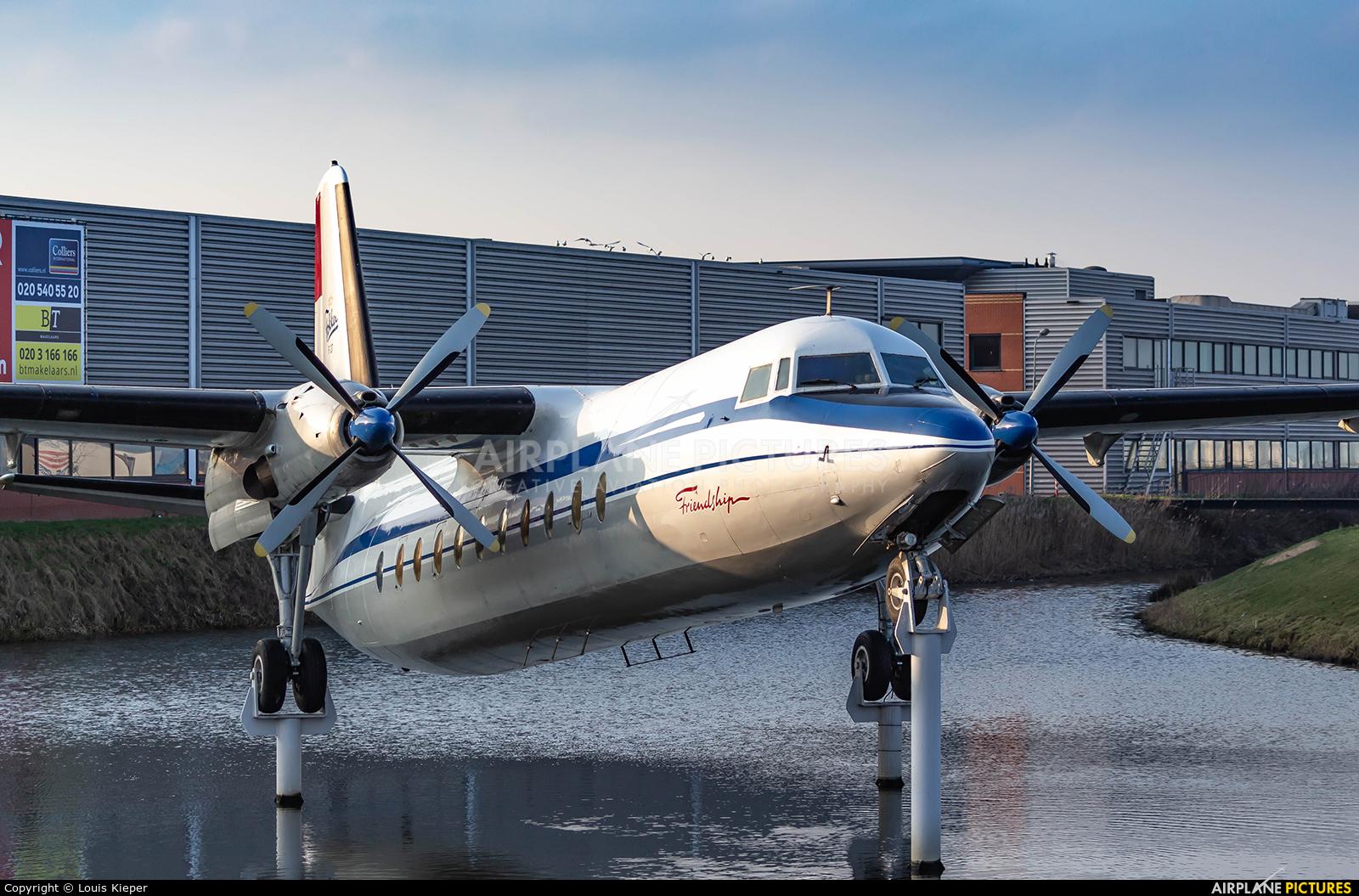 Private PH-NIV aircraft at Amsterdam - Schiphol