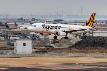 B-50006 - Tigerair Taiwan Airbus A320