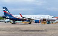 VQ-BPW - Aeroflot Airbus A320 aircraft
