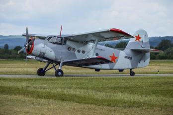OM-RST - Aeroklub Kosice Antonov An-2
