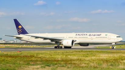 HZ-AK24 - Saudi Arabian Airlines Boeing 777-300ER