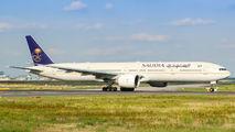 HZ-AK24 - Saudi Arabian Airlines Boeing 777-300ER aircraft