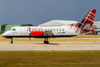 G-LGNF - Loganair SAAB 340