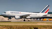 F-GRHN - Air France Airbus A319 aircraft