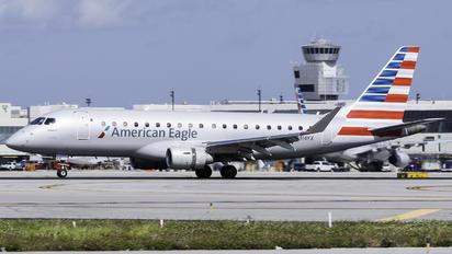 N414YX - American Eagle Embraer ERJ-175 (170-200)