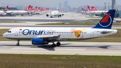 TC-OBS - Onur Air Airbus A320