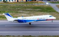 VQ-BOM - UVT-Aero Canadair CL-600 CRJ-200 aircraft