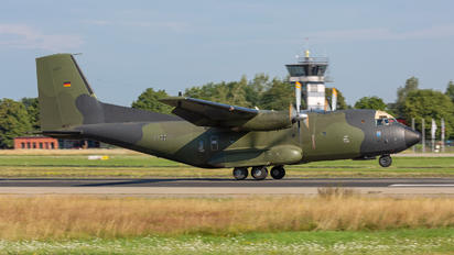 50+49 - Germany - Air Force Transall C-160D