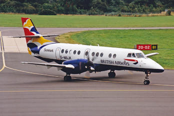 G-MAJK - British Airways - British Regional British Aerospace Jetstream (all models)