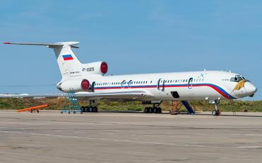 RF-85855 - Russia - Navy Tupolev Tu-154M