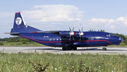 UR-CNT - Ukraine Air Alliance Antonov An-12 (all models)