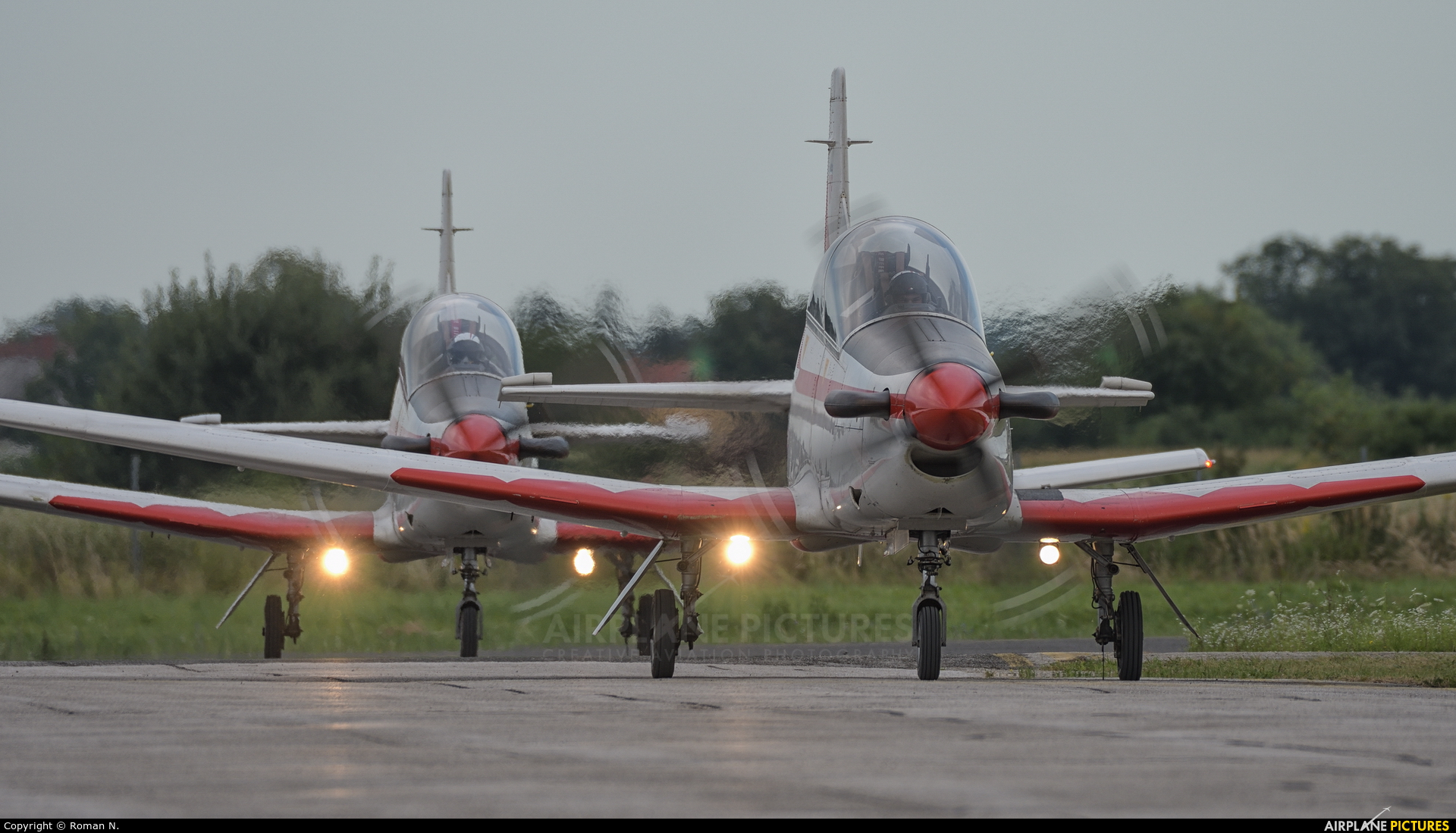 Croatia - Air Force - aircraft at Varazdin