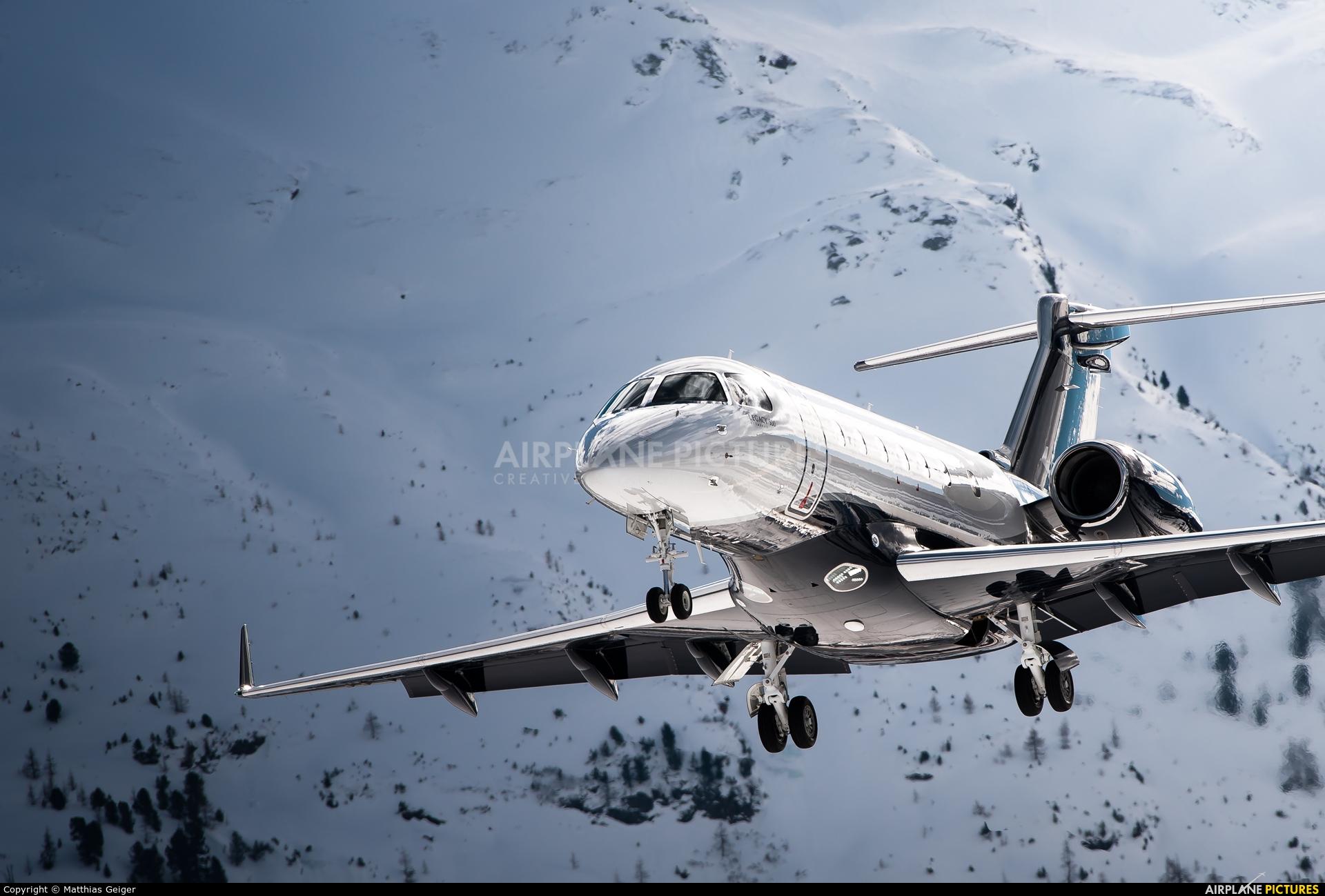 Private G-RORA aircraft at Samedan - Engadin