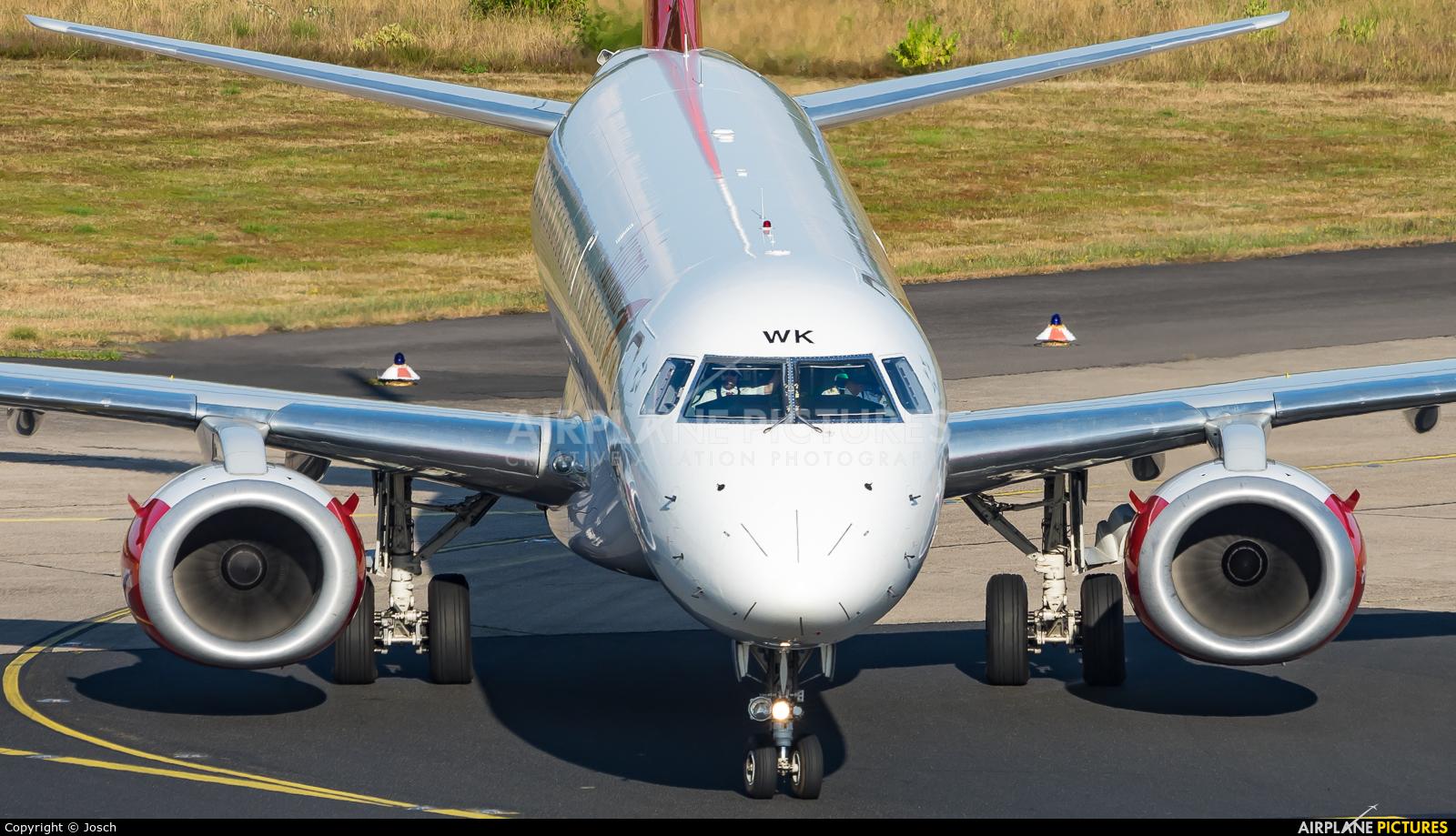 Austrian Airlines/Arrows/Tyrolean OE-LWK aircraft at Cologne Bonn - Konrad Adenauer