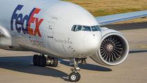 N858FD - FedEx Federal Express Boeing 777F aircraft