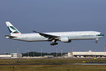 B-KQU - Cathay Pacific Boeing 777-300ER