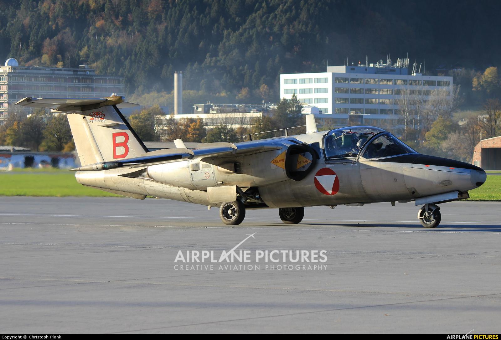 Austria - Air Force RB-22 aircraft at Innsbruck