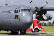 1503 - Poland - Air Force Lockheed C-130E Hercules aircraft