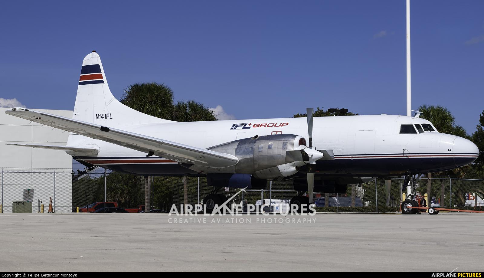 Gulf & Caribbean Cargo (IFL Group) N141FL aircraft at Miami Intl