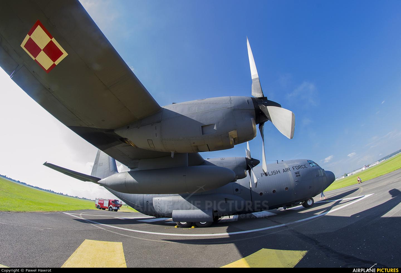 Poland - Air Force 1503 aircraft at Mielec