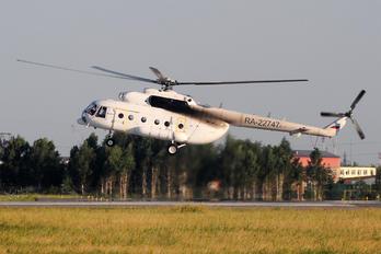 RA-22747 - SKOL Airlines Mil Mi-8AMT