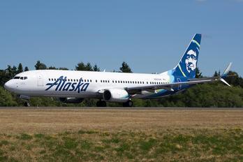 N251AK - Alaska Airlines Boeing 737-900ER