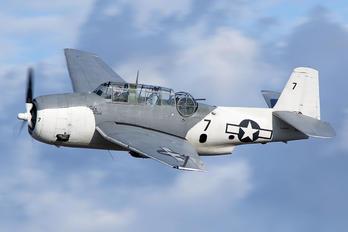 N9854Z - Private Grumman TBM-3 Avenger